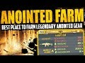 Borderlands 3: BEST ANOINTED LEGENDARY FARM - 5 HOUR TEST - Easy & Fast Anointed Legendaries - Guide