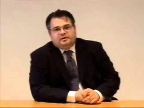 Sigurjón Árna tilkynnir starfsmönnum Landsbankans hrun bankans 2008