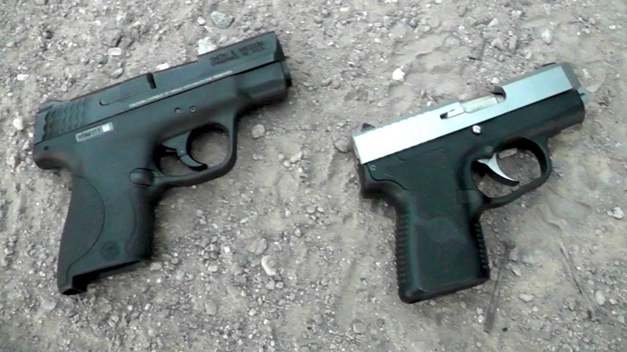 M&P 9 Shield vs Kahr CM9: Shooting Review with Joe Cardon