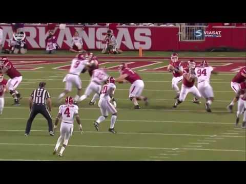 Alabama's Non-Offensive Touchdowns, 2016 (Games 1 - 7)