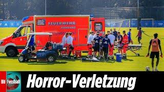 Horror-Verletzung für HSV-Star Gyamerah!