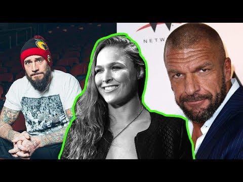 Triple H: MORE WWE Creative Control? CM Punk New UFC Plans! Going in Raw Pro Wrestling Podcast
