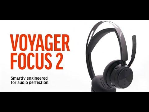 Apresentando o Poly Voyager Focus 2 em Português