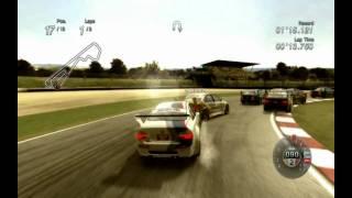 Superstar V8 Racing gameplay