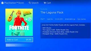 FORTNITE NEW LAGUNA STARTER PACK! HOW TO GET NEW LAGUNA STARTER PACK IN FORTNITE! NEW STARTER PACK