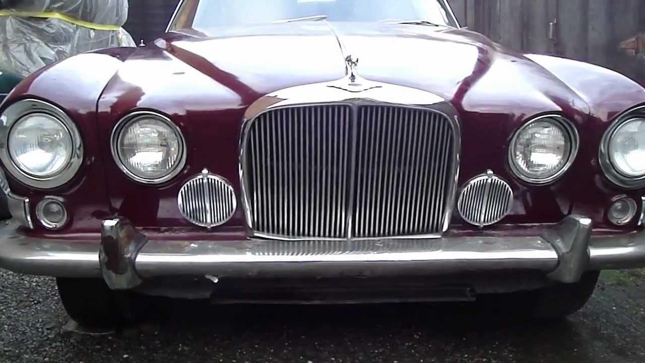 1967 jaguar 420g