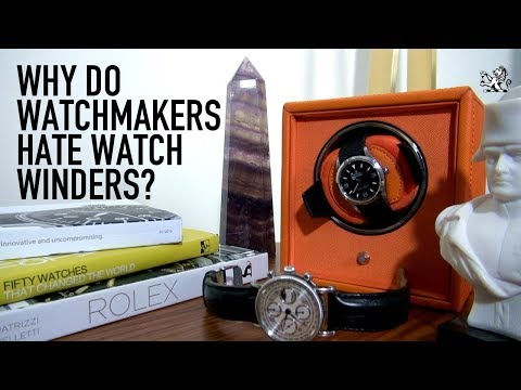 The Dangers Of Watch Winders - How To Buy & Use Them Properly - GIAJ#4