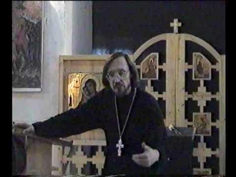 о. Георгий Чистяков о недругах Христа