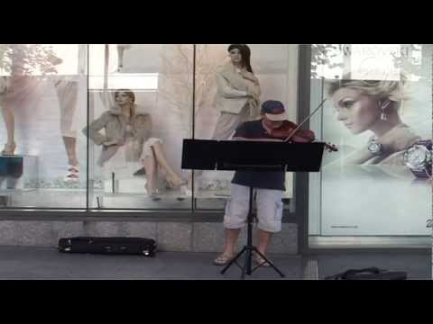 Paul Wright WAToday Busking Experiment.mov