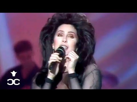 Cher - Save Up All Your Tears (Live on TVE's Viva el Espectaculo, 1991)