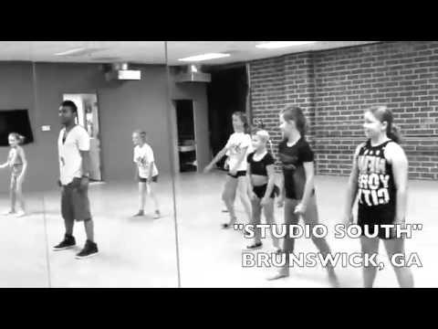 Carlos Garland - Kids Hip Hop Dance Master Class Brunswick, GA (