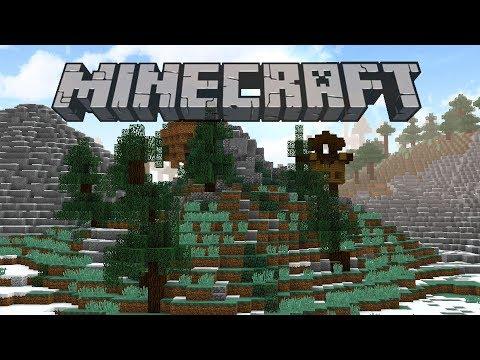 Snow Camp Ground | Minecraft 1.12 Survival Let's Play | Episode 35