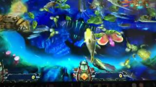 Tiger Strike fishing game