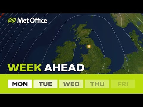 Week Ahead – Turning Colder But Will There Be Any Snow?