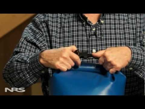 How To: Seal a Dry Bag