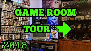 Finally a Game Room Tour