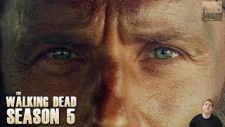 The Walking Dead Season 5 Finale - Episodes 13-16 Names and Descriptions!