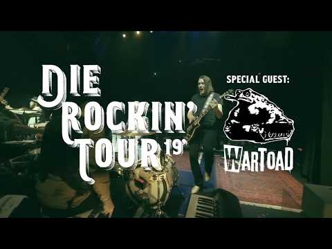 Whiskey Myers - Die Rockin´ Tour 2019 - Trailer