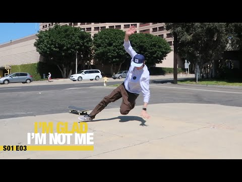 What Are You, My Skate Coach?  Chris Roberts Im Glad Im Not Me #003