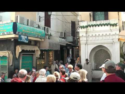AIDAbella - Landgang durch Tanger am 14-03-2010
