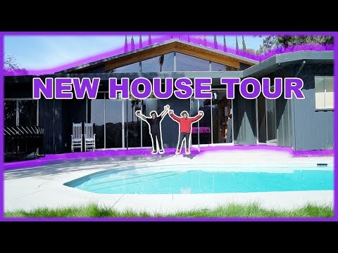 HOUSE TOUR (OUR NEW HOUSE)