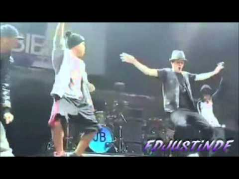 Justin Bieber ft. Jessica Jarrell - Overboard (unofficial music video)