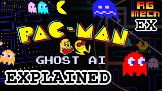 PacMan Ghost AI Explained