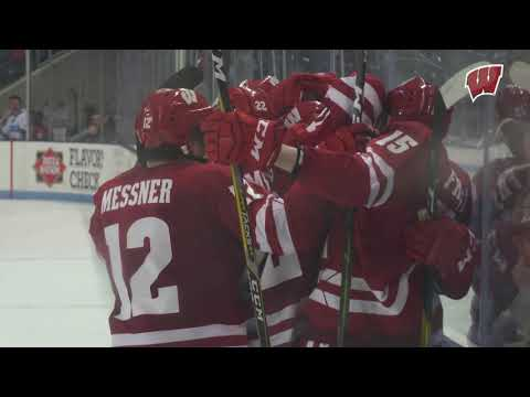 Wisconsin Sports - Men's Hockey: Wisconsin's season ends with 4-3 OT loss to Penn State