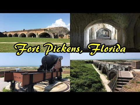 Fort Pickens Part 1