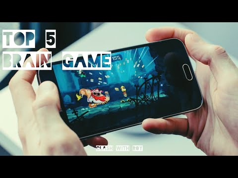 Top 5 Brain Teasers Game For Android & Ios    Best Mobile Games 2018