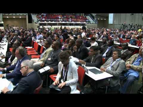 Презентация Фонда князя Монако Альбера II