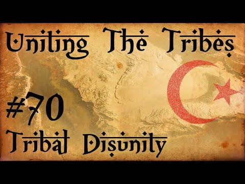 #70 Tribal Disunity - Uniting The Tribes - Europa Universalis IV - Ironman Very Hard