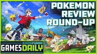 Pokemon Sword & Shield Review Round-Up - Kinda Funny Games Daily 11.13.19