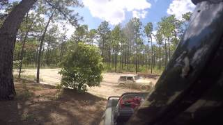 08/1/15 Texas Lake TJ Rubicon, TJ Willys, Taco TRD Fort Bragg NC