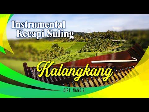 Endang Sukandar - Sundanese Instrumental Kacapi Suling - Kalangkang