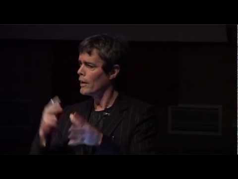 """Dinosaur feathers: David Chandler at TEDxBradfordonAvon"""