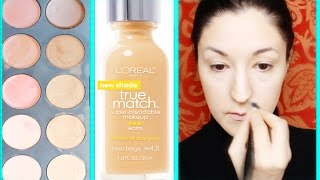 Foundation Route | Liquid and Cream Products | Natural Finish Thumbnail