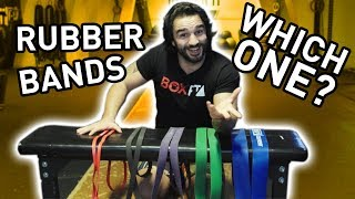 Resistance Bands - How to Choose & Best Exercises!