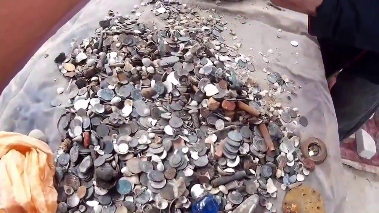 фото пляжный коп