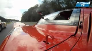 le mans classic 2012   onboard camera ferrari 312 p 1969
