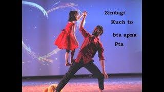 dance ||choregraphy|| contemporary || zindagi kuch to bta || Bajrangi Bhaijaan