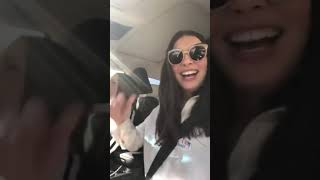 Isabella Gomez live Instagram stream October 24 2018