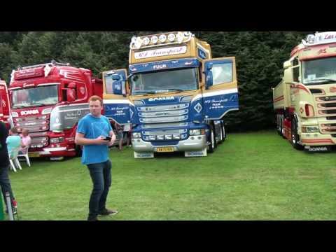 Real Trucks (Truckshow Jesperhus 2016 part 1)