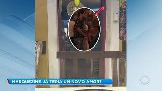 Bruna Marquezine é flagrada jantando com irmão de famosa