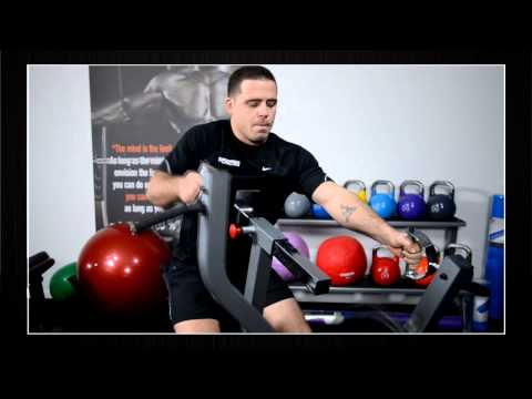F-SR Force USA Seated Row Machine