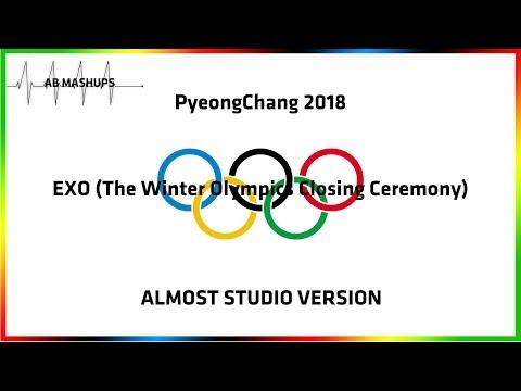 Kai Solo Dance Intro + Growl Remix + Power The Winter Olympics Closing Ceremony Almost Studio Versio