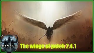 Diablo3 Patch 2 4 1 All The New Wings Look 2 4 1 Ptr