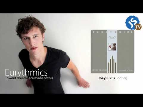 Eurythmics  Sweet Dreams JoeySuki Bootleg FREE DOWNLOAD