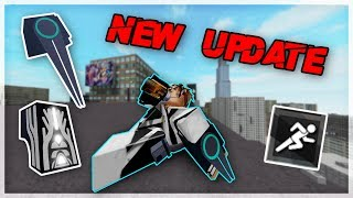 Roblox PARKOUR: The Best Update so FAR! [NEW GAMEPASSES ~ PARTY MODE]