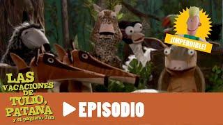 Las vacaciones de Tulio, Patana y el pequeño Tim - Episodio 01 - El parque